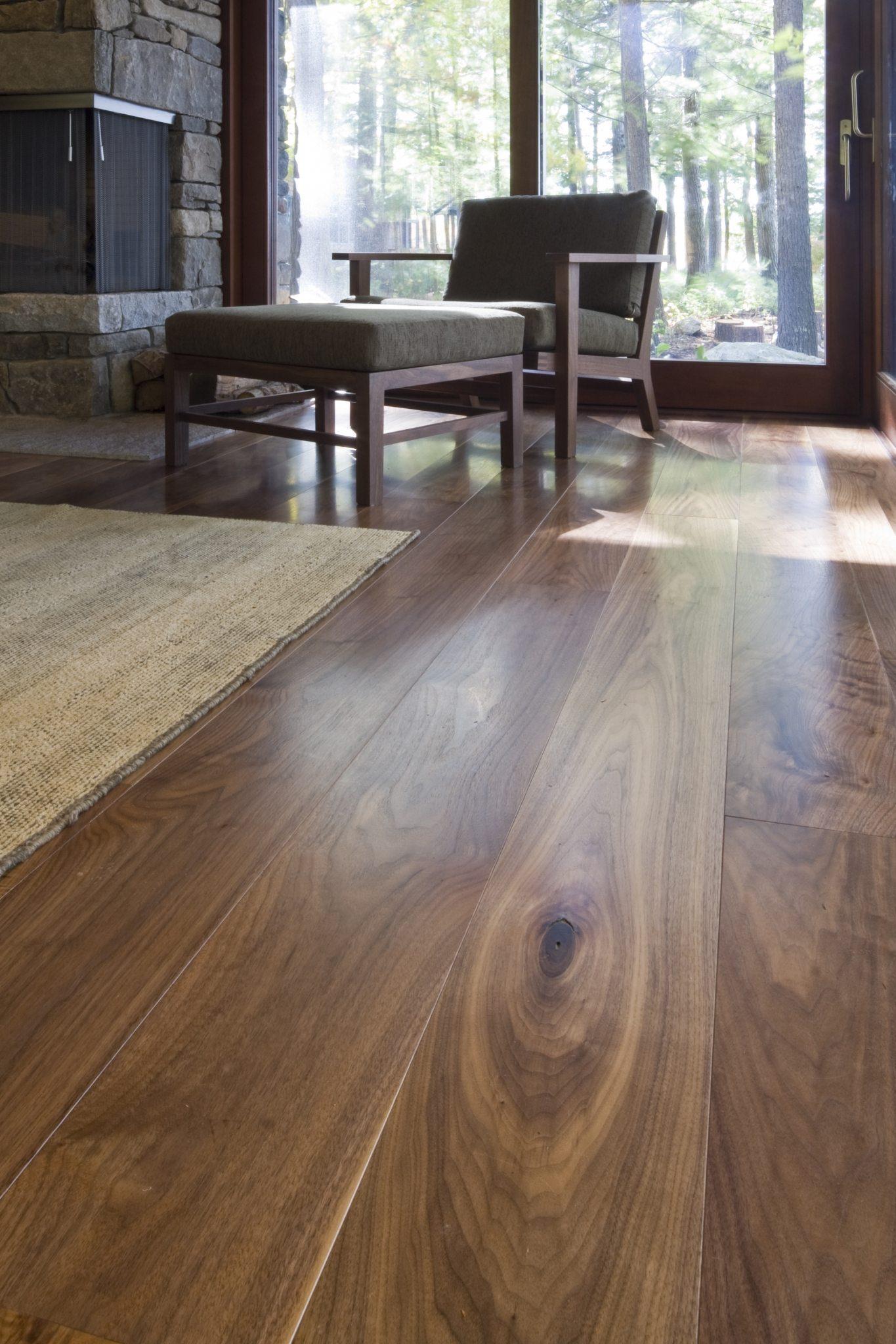 Walnut Flooring & Prefinished Wood FLooring from Carlisle Wide Plank Floors