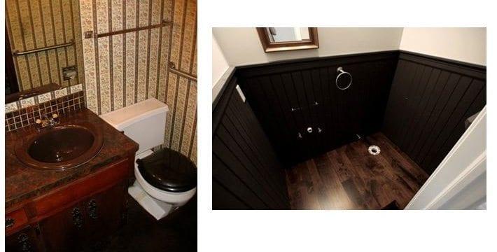 Remodeling with Wide Plank Walnut Hardwood Flooring