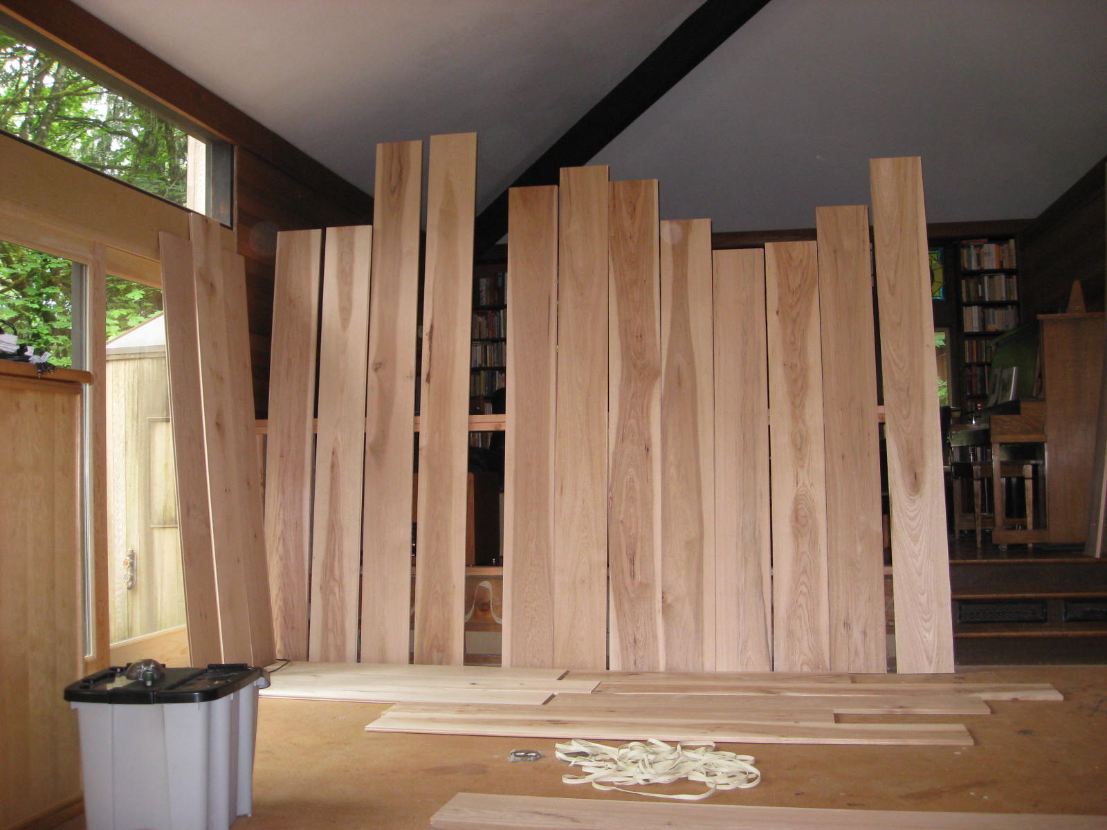 The Importance Of Long Lengths In Your Wood Floor - Wide hardwood flooring