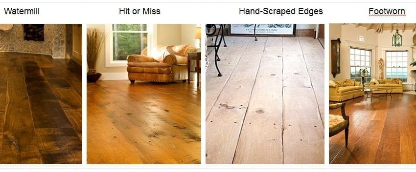 Hand-Distressed Floors – What to know before you buy