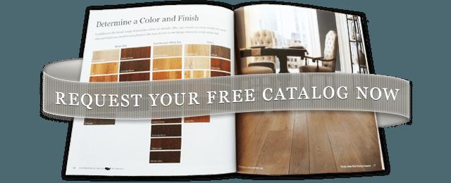 Free wood flooring brochure from Carlisle Wide Plank Floors