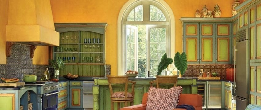 How do you use color to set the mood for your room?