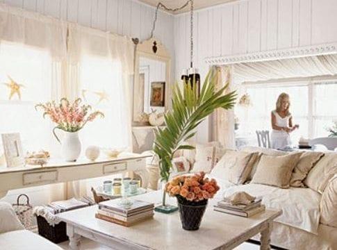 Coastal Living Inspired Interior Design