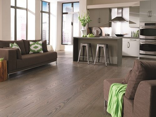 You Can Bring These Colors Into Your Home Through Wall Colors, Textiles, Or  Even The Wood Floors You Select, Like This Wide Plank Ash Hardwood Flooring.