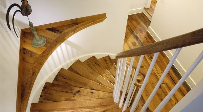 Design Ideas for Stairs to Match your Custom Hardwood Floors