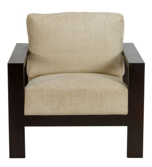 Mission Style Chair from Ethan Allen