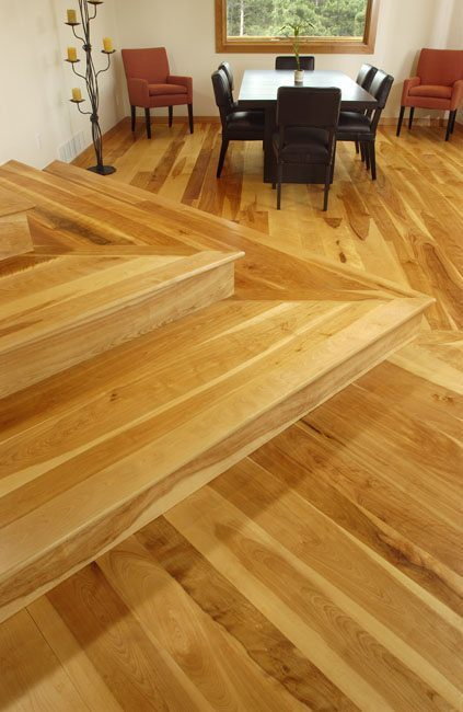 Birch Hardwood Flooring and Prefinished Wood Flooring from Carlisle Wide Plank Floors