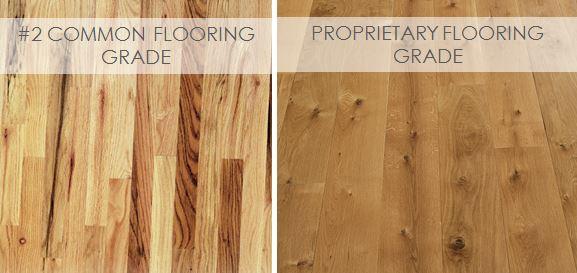 Flooring 101: Understanding Wood Flooring Grades