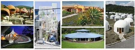 Out of the Ordinary – 6 Houses From Around the world