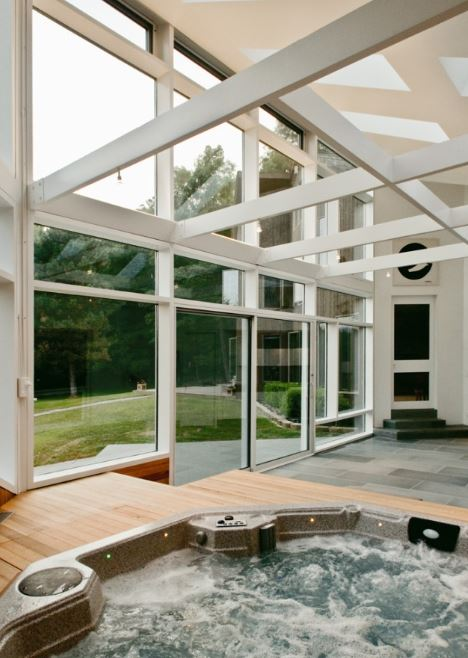 Tips For Planning An Indoor Spa Room