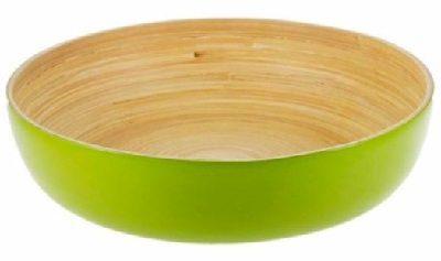 Amara Ekobo Design Serving Bowl on Carlisle Wide Plank Floors Blog