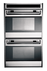 SubZero Built-In Double Oven L Series on Carlisle Wide Plank Floors Blog