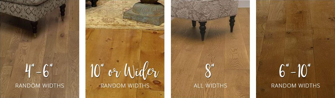 Right Width For Your Wood Floor