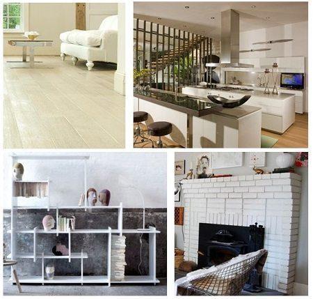 Interior Design Ideas for Scandinavian Interiors from Carlisle Wide Plank Floors