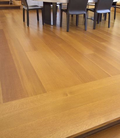 Quartersawn Oak Wood Flooring from Carlisle Wide Plank Floors