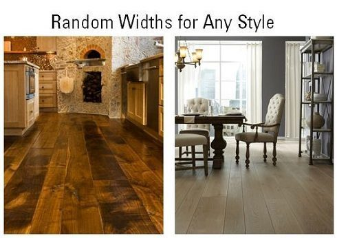 Flooring 101: Choosing the Right Width for your Wood Floor