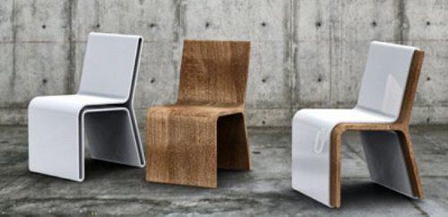Inside out Chair Silla Gaurda on Carlisle Wide Plank Floors Blog