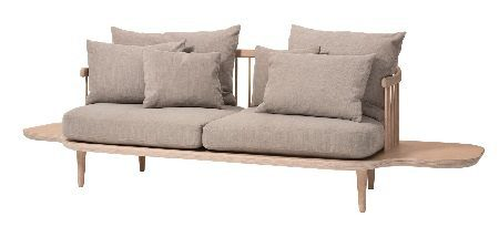 &Tradition Fly Sofa on Carlisle Wide Plank Floors Blog