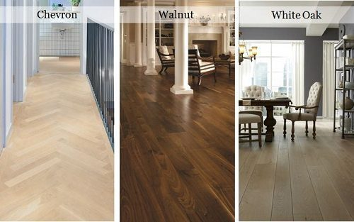 Vintage Flooring Ideas from Carlisle Wide Plank Floors