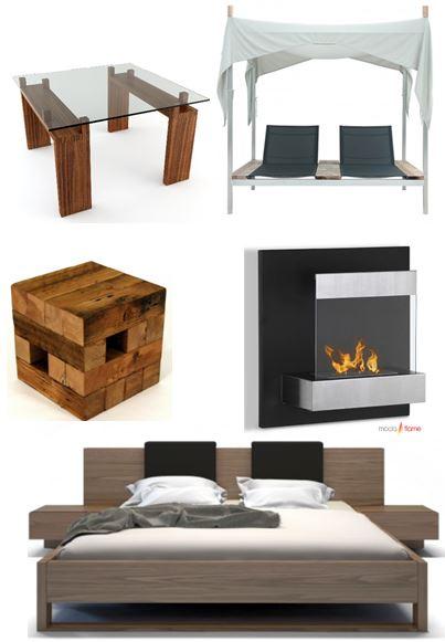 Viesso Eco Friendly Furniture on Carlisle Wide Plank Floors Blog