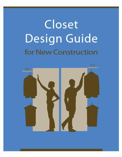 Organized Living Closet Planning Guide