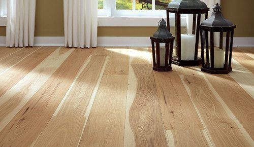 How to Design The Perfect Hickory Wood Floor - To Design The Perfect Hickory Wood Floor