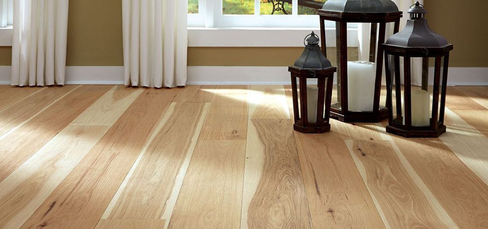 Wide Plank Hickory Floor, Cost Of Wide Plank White Oak Flooring