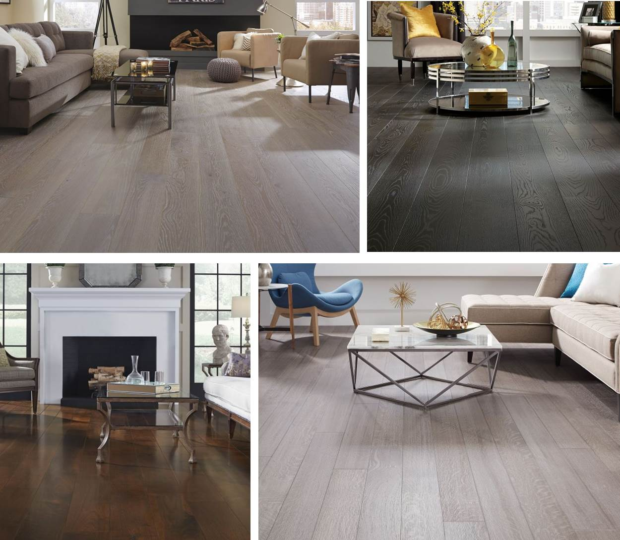 Modern Wood Floors & Formal Wood Flooring - Wide Plank Floors For Any Design Carlisle Wide Plank Floors