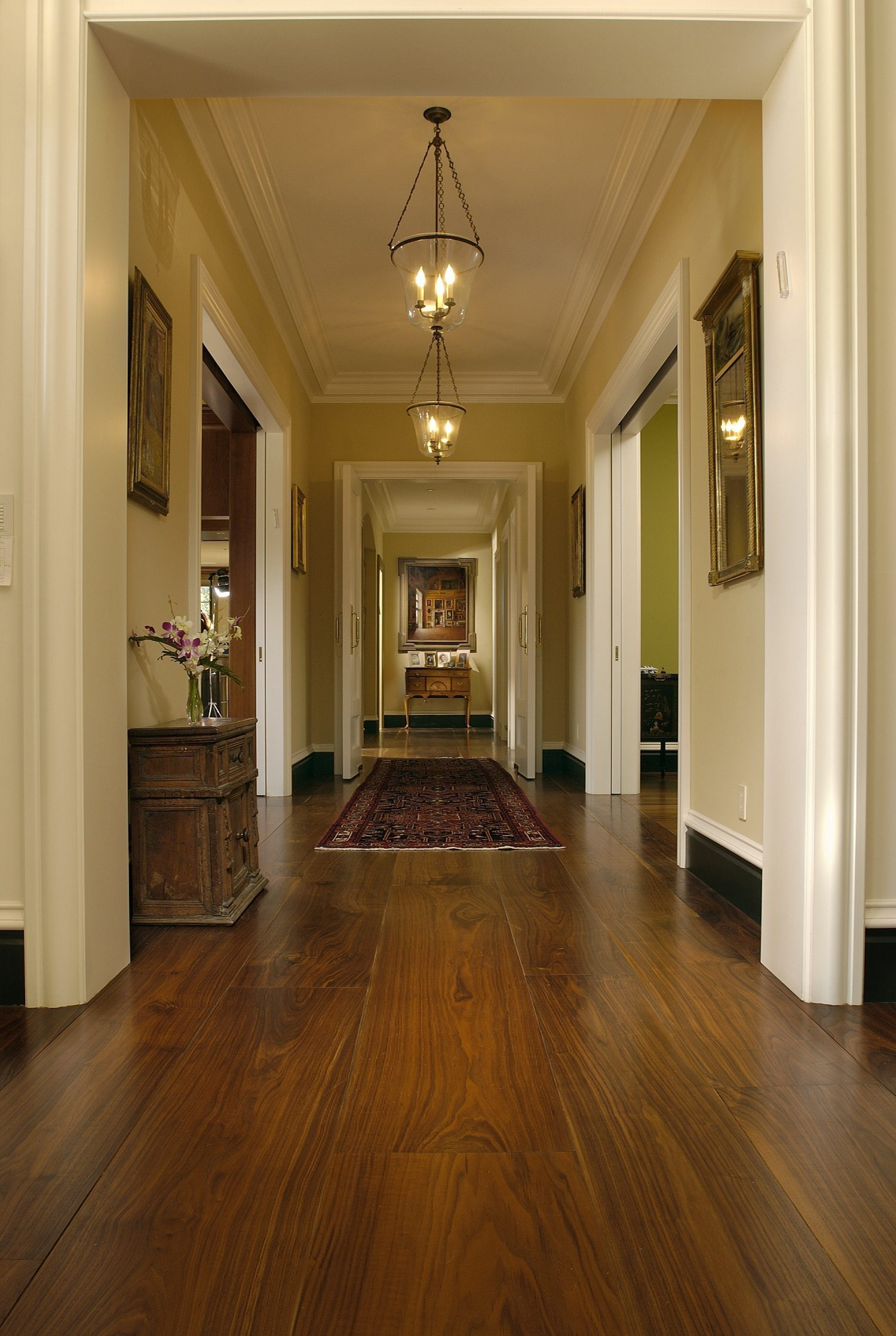 Walnut Flooring Dark Wood From Carlisle Wide Plank Floors