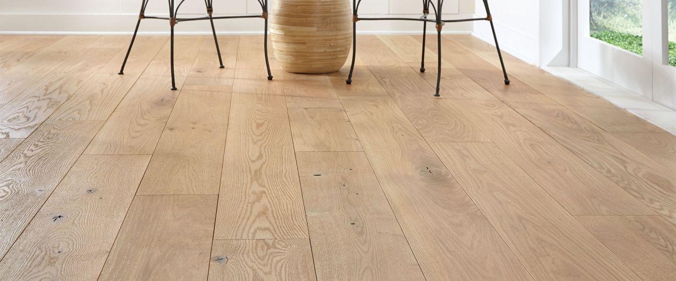 White Oak Flooring Wide Plank
