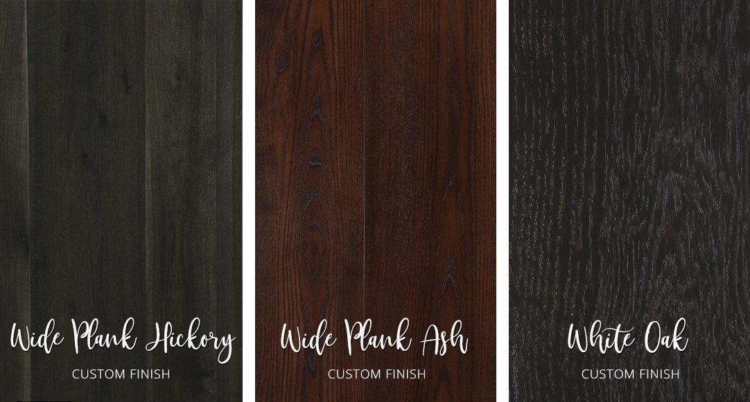 2 Ways To Create A Dark Wood Floor Carlisle Wide Plank Floors