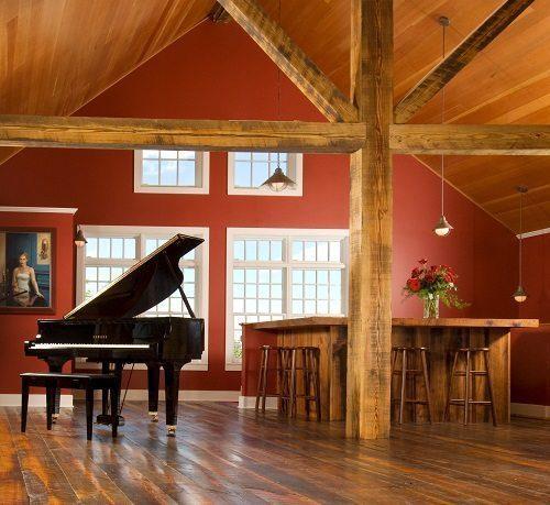 Antique Wood Flooring and Reclaimed Wood Flooring from Carlisle Wide Plank Floors
