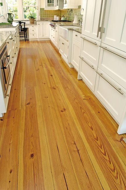 Make The Most Of Smaller Spaces With Larger Planks