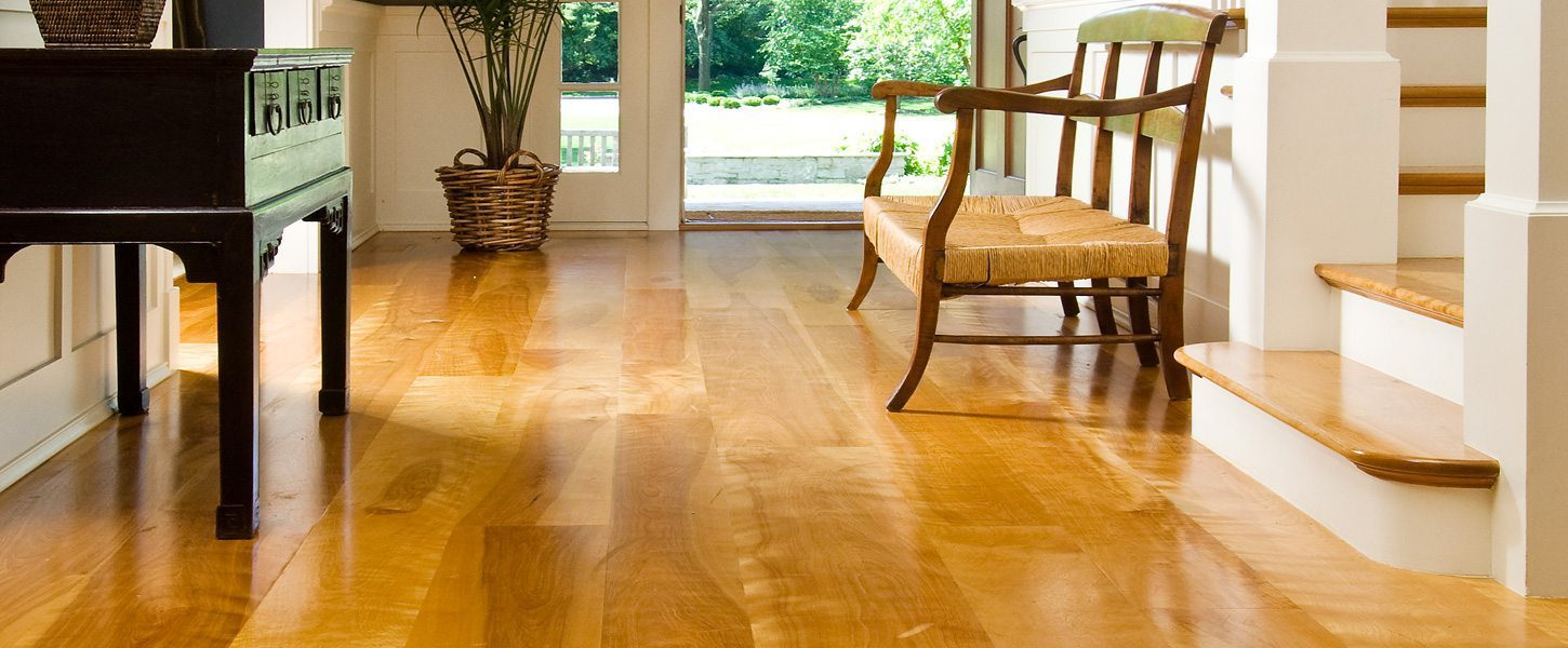 Homeowners Carlisle Wide Plank Floors