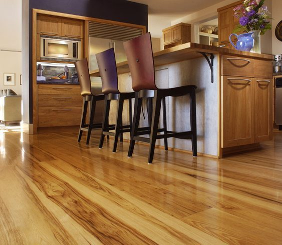 Hardwood Floor Kitchen Cabinet Combinations: 4 Popular Cabinet & Wood Flooring Combinations For Your