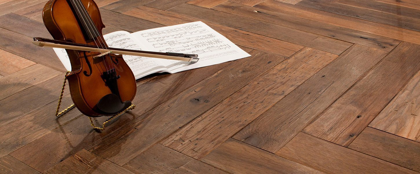 Herringbone Wood Floor Carlisle Wide Plank Floors