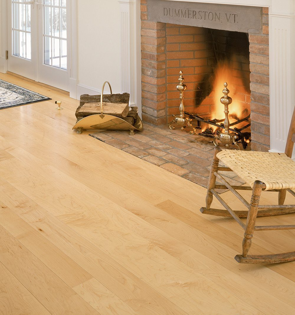 Maple Wood Flooring Carlisle Wide Plank Floors