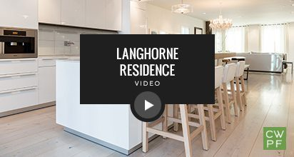 Carlisle Wide Plank White Oak, Langhorne Residence, Video