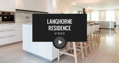 Customer Story – Langhorne Residence Video