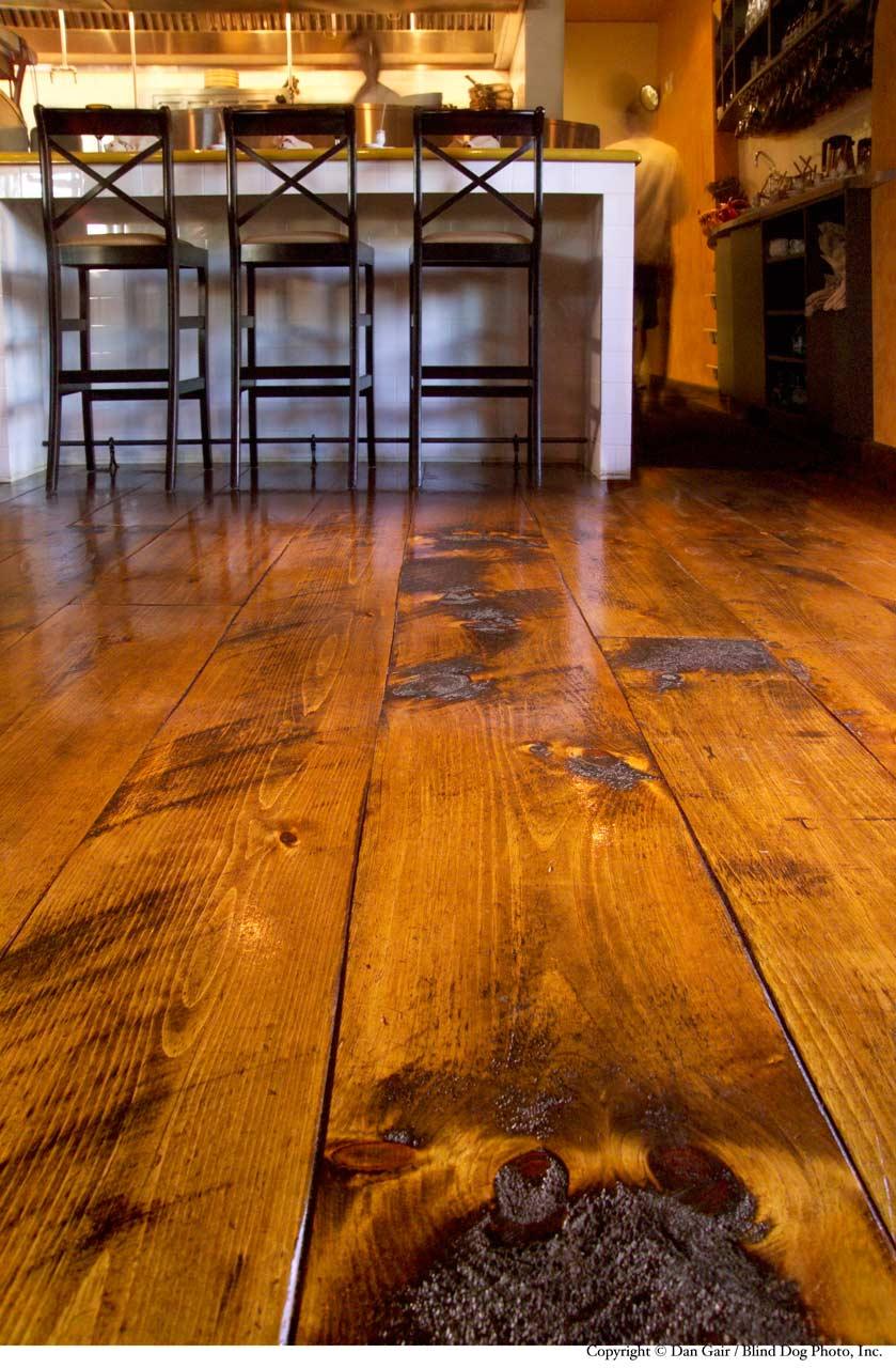 Eastern White Pine Flooring Carlisle